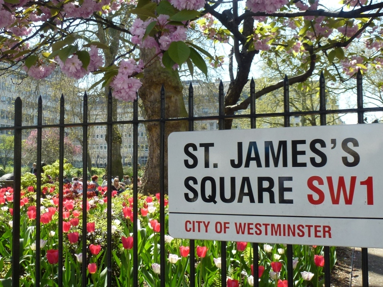 St. James's Square