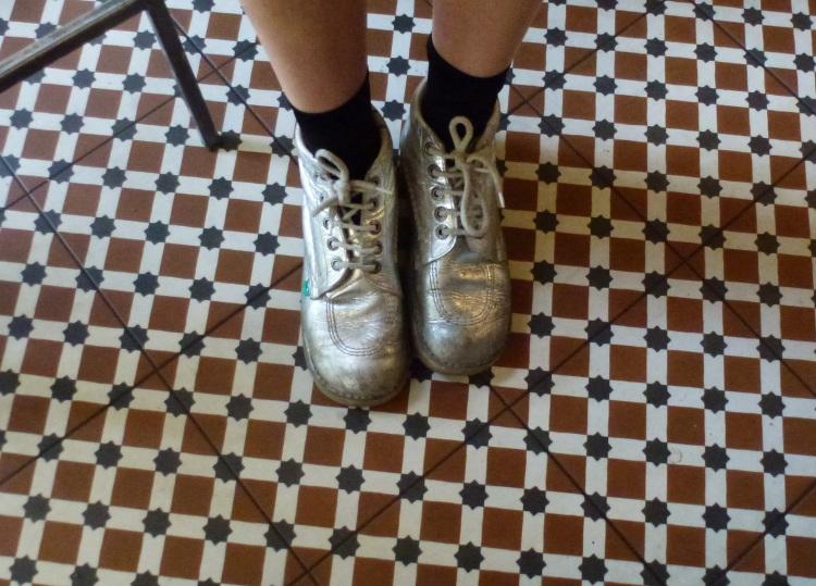 silvershoes!