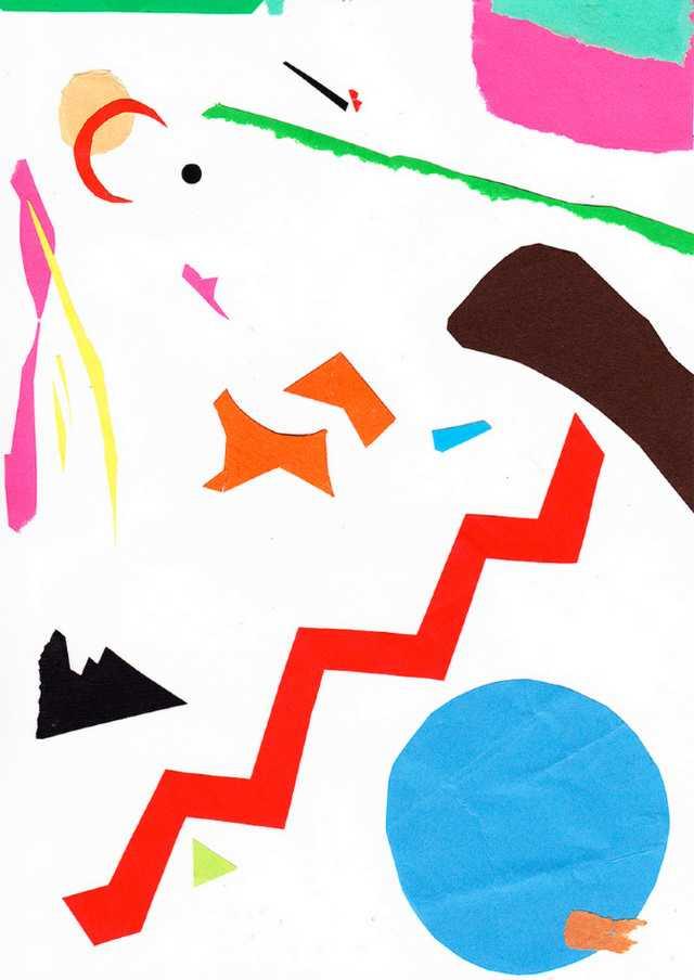 Colourbox - Papercuts1
