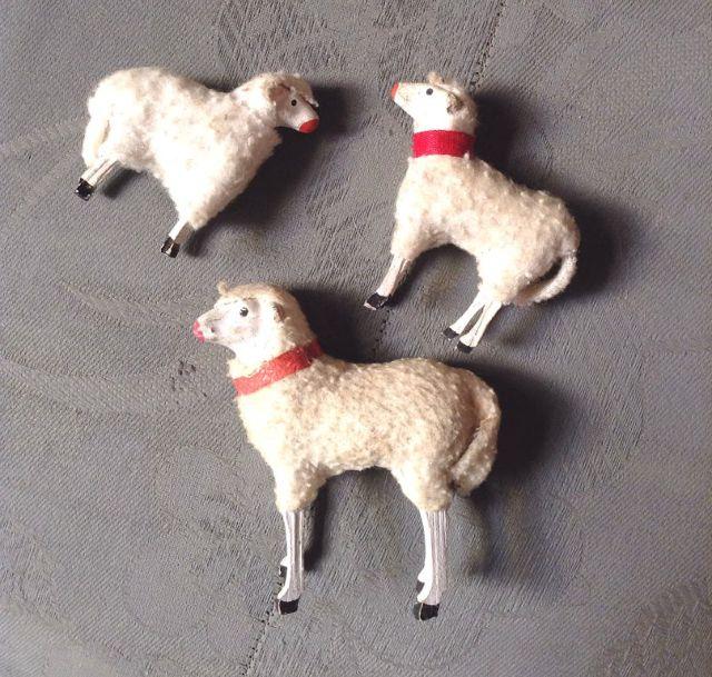 Creche sheep