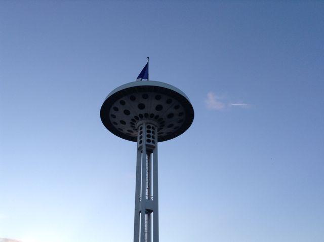 Rhone Piscine tower