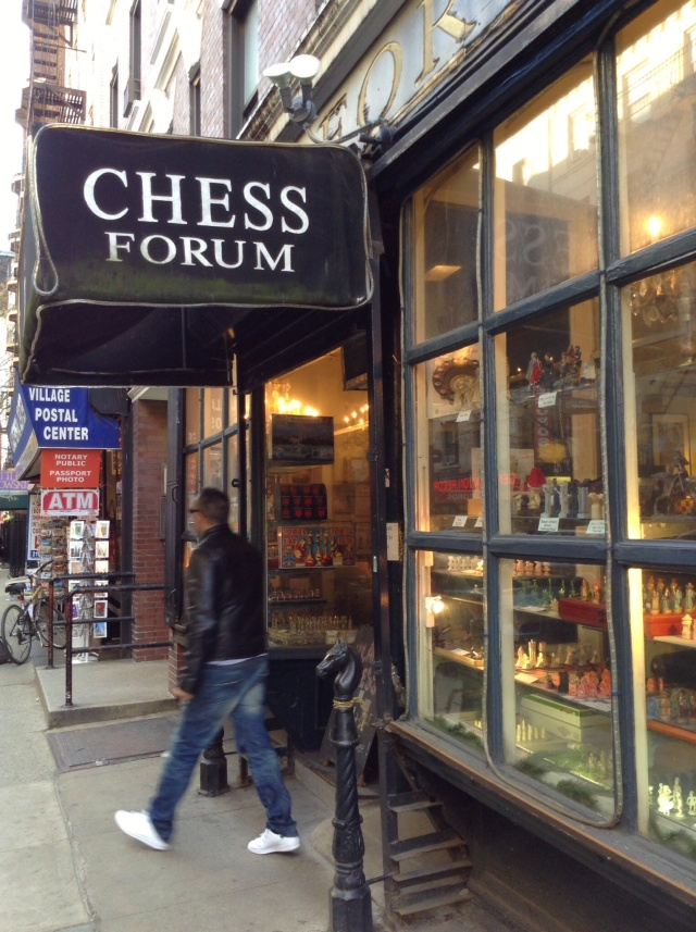 The Chess Forum