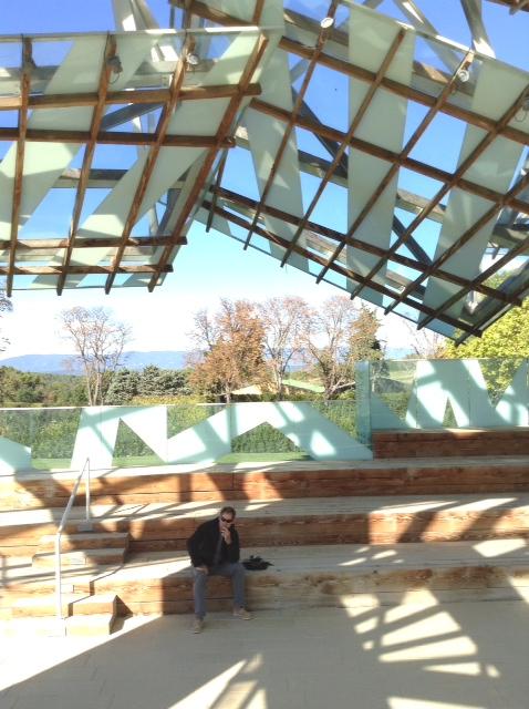 Frank Gehry, Music Pavillon, 2008