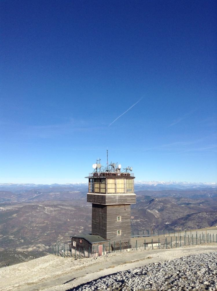 Mont Ventoux tower2