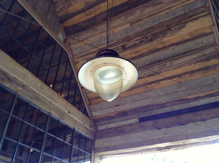 Soho Farmhouse pendant light