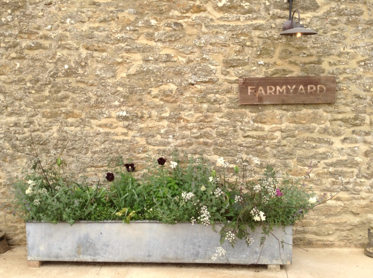 Soho Farmhouse farmyard