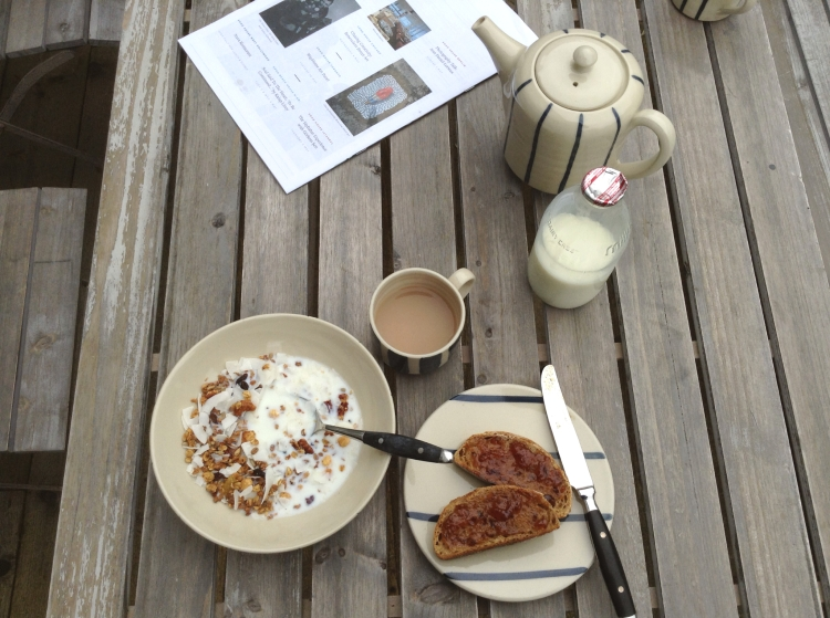 Soho Farmhouse crockery