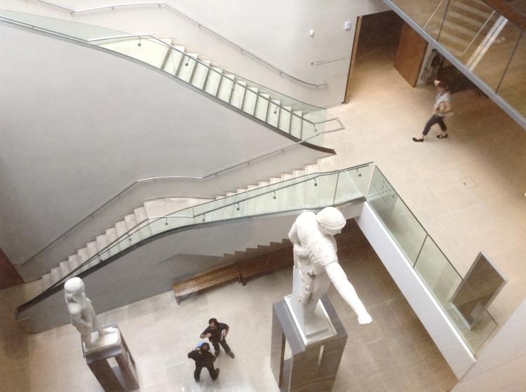 The Ashmolean Museum atrium