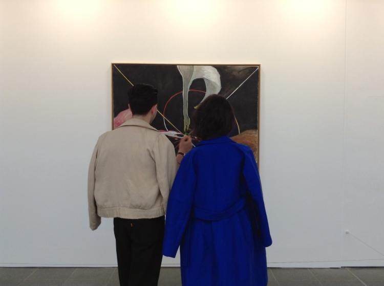 Hilma af Klimt at The Serpentine Gallery