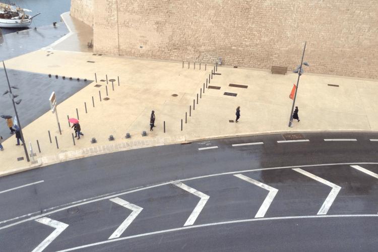 Marseille chevrons