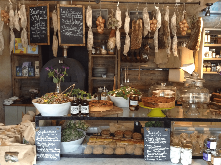 Soho Farmhouse Deli