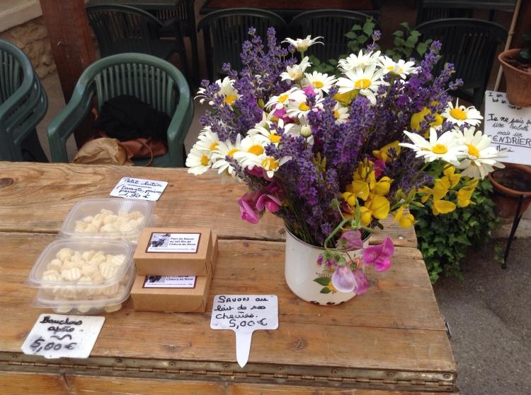 Sault market flowers