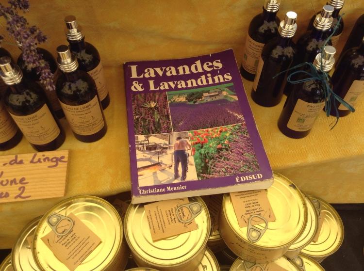 Lavandes and Lavandins