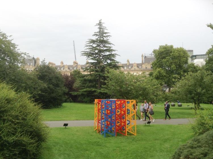 Frieze Sculpture 2017